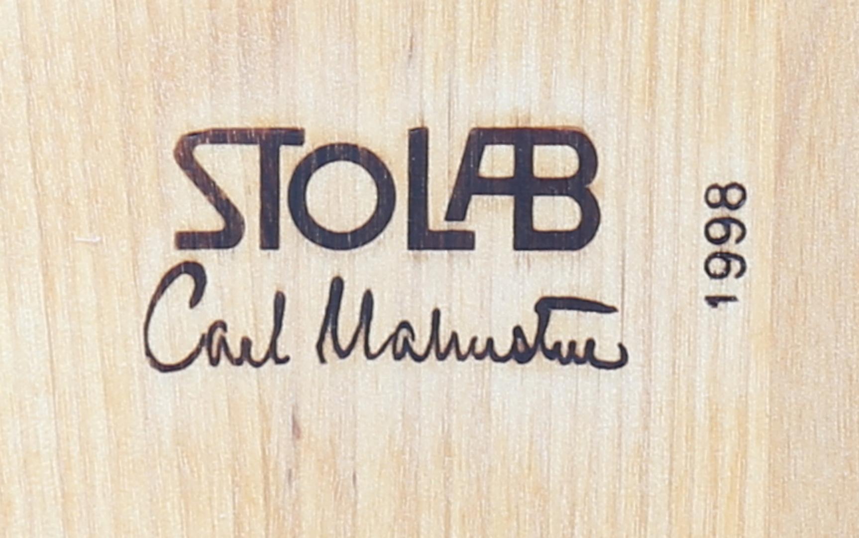 """Bilder för 115494 STOLAR, 4 st,""""Lillaåland"""", Carl Malmsten, Stolab, 1998 Auctionet"""