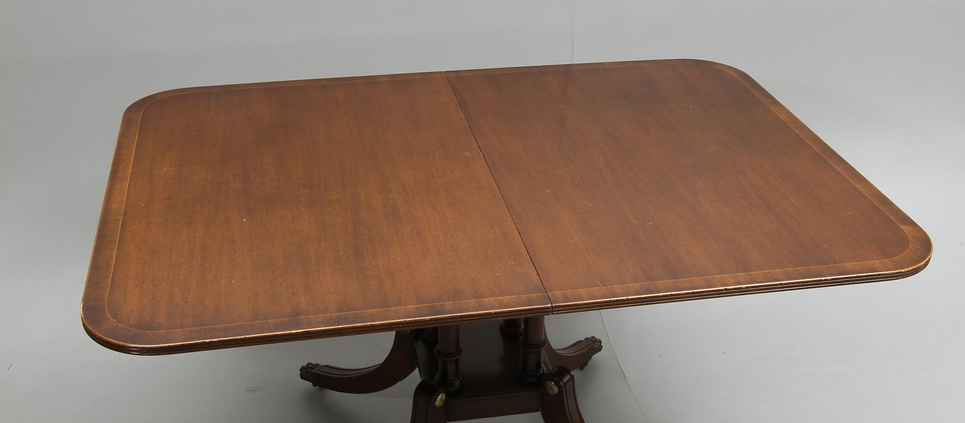 Images for 125710 MATSALSBORD, engelsk stil, 1900 tal Auctionet
