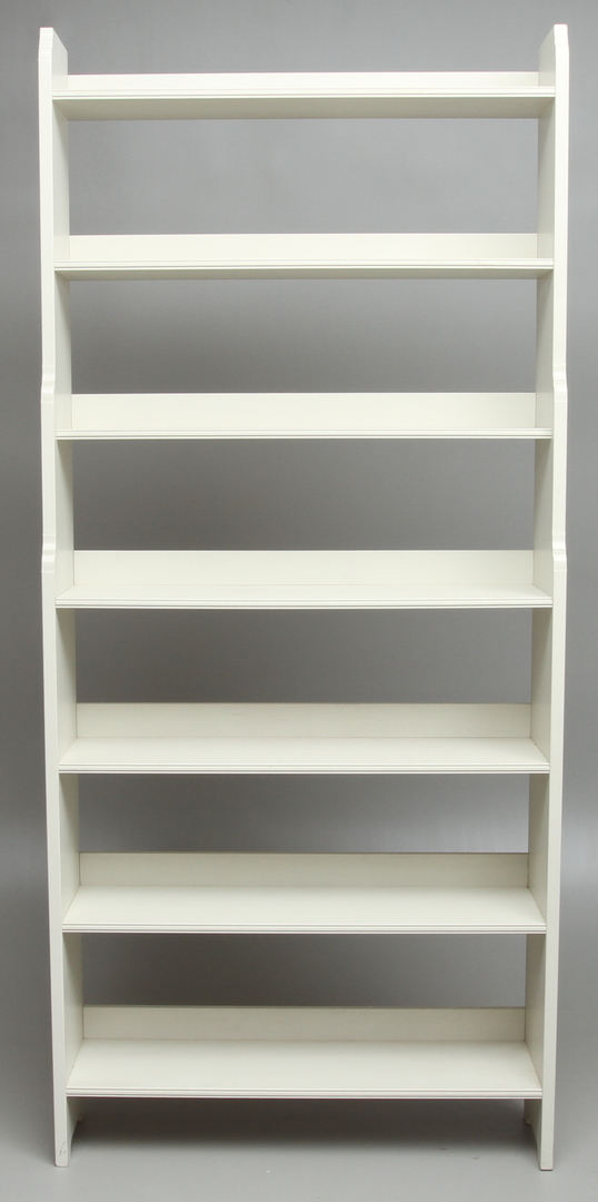 "Bilder för 16765 BOKHYLLA,""Ekolsund"" ur IKEAs 1700 talsserie, 1990 tal Auctionet"