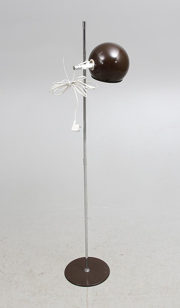 """Bilder för 172830 GOLVLAMPA,""""Klot"""", Hemi, 1970 tal Auctionet"""