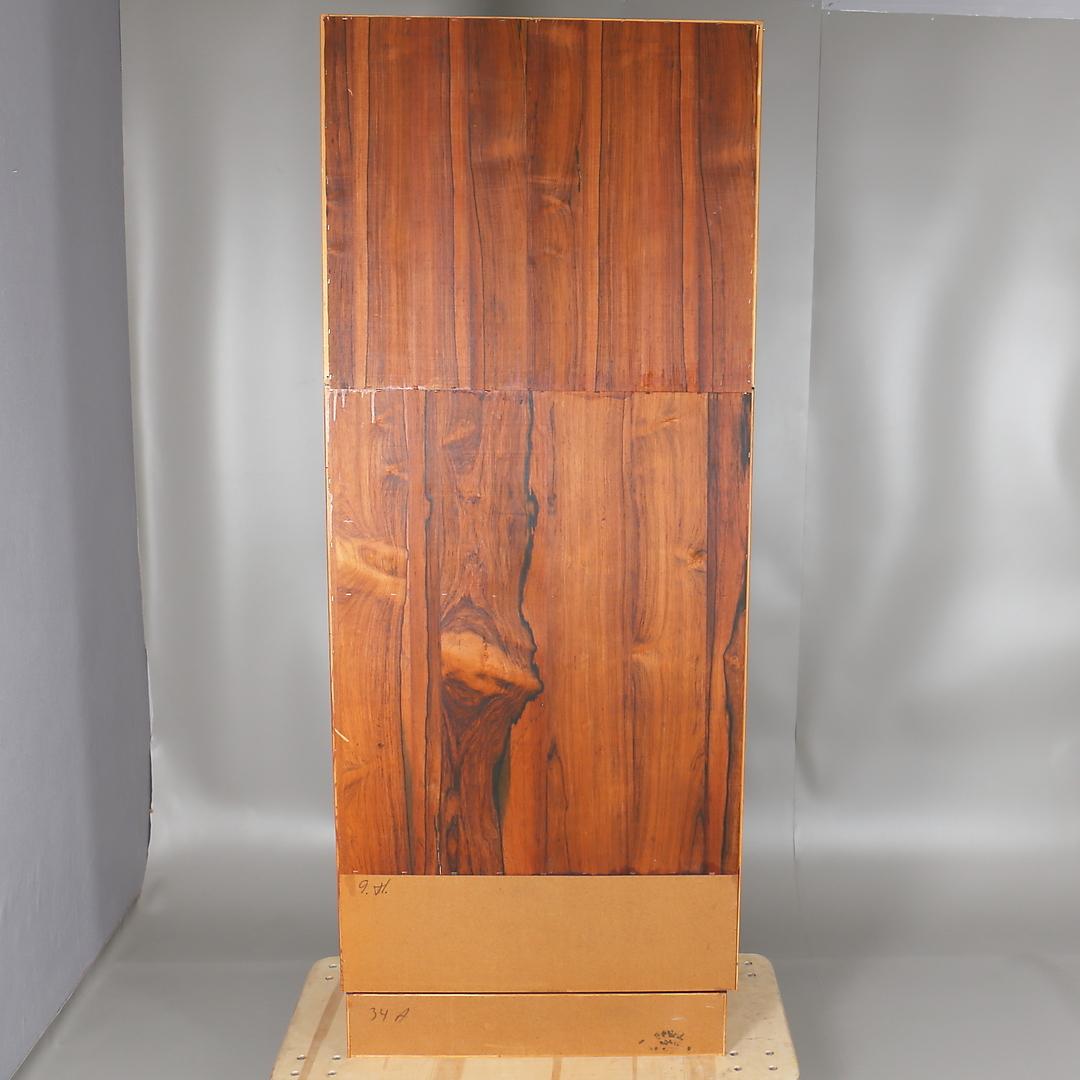 Bilder för 181482 BOKHYLLA i jakaranda 3 delar, 1960 tal Auctionet