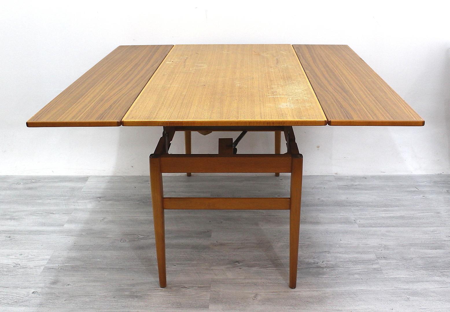 kombinerat soffbord matbord
