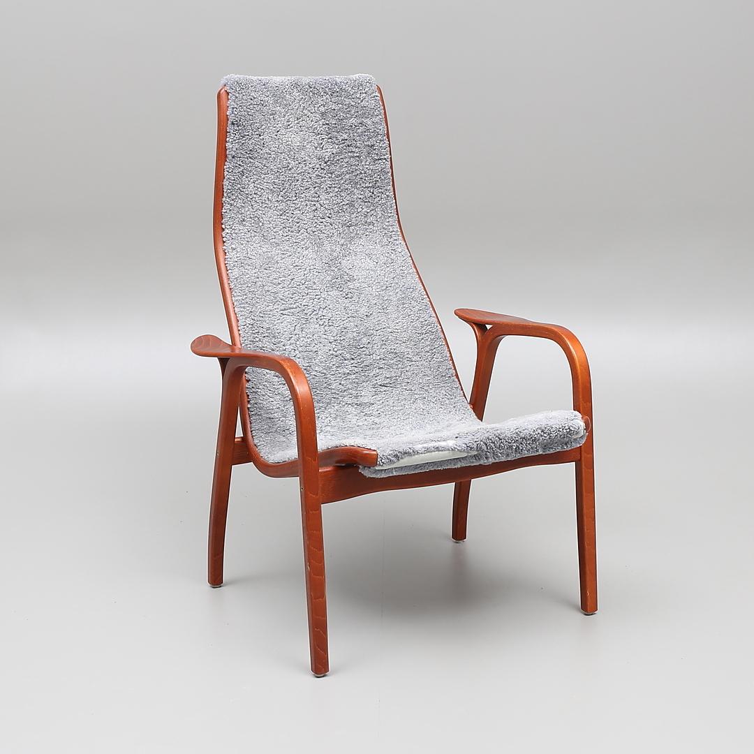"""Bilder för 300810 FåTÖLJ,""""Lamino"""", Yngve Ekström, Swedese Auctionet"""