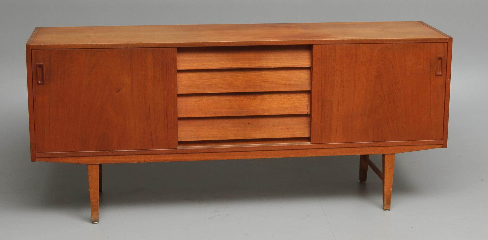 Handväskor 60 Tal : Bilder f?r sideboard teak tal auctionet