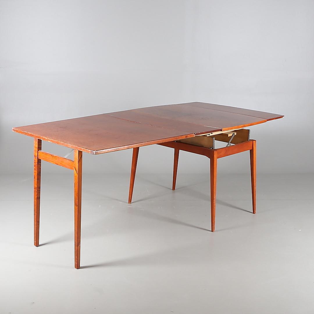 """Bilder för 562663 SOFFBORD MATBORD, uppfällbart,""""EM bordet"""", Emmaboda Möbelfabrik, 1950 tal"""