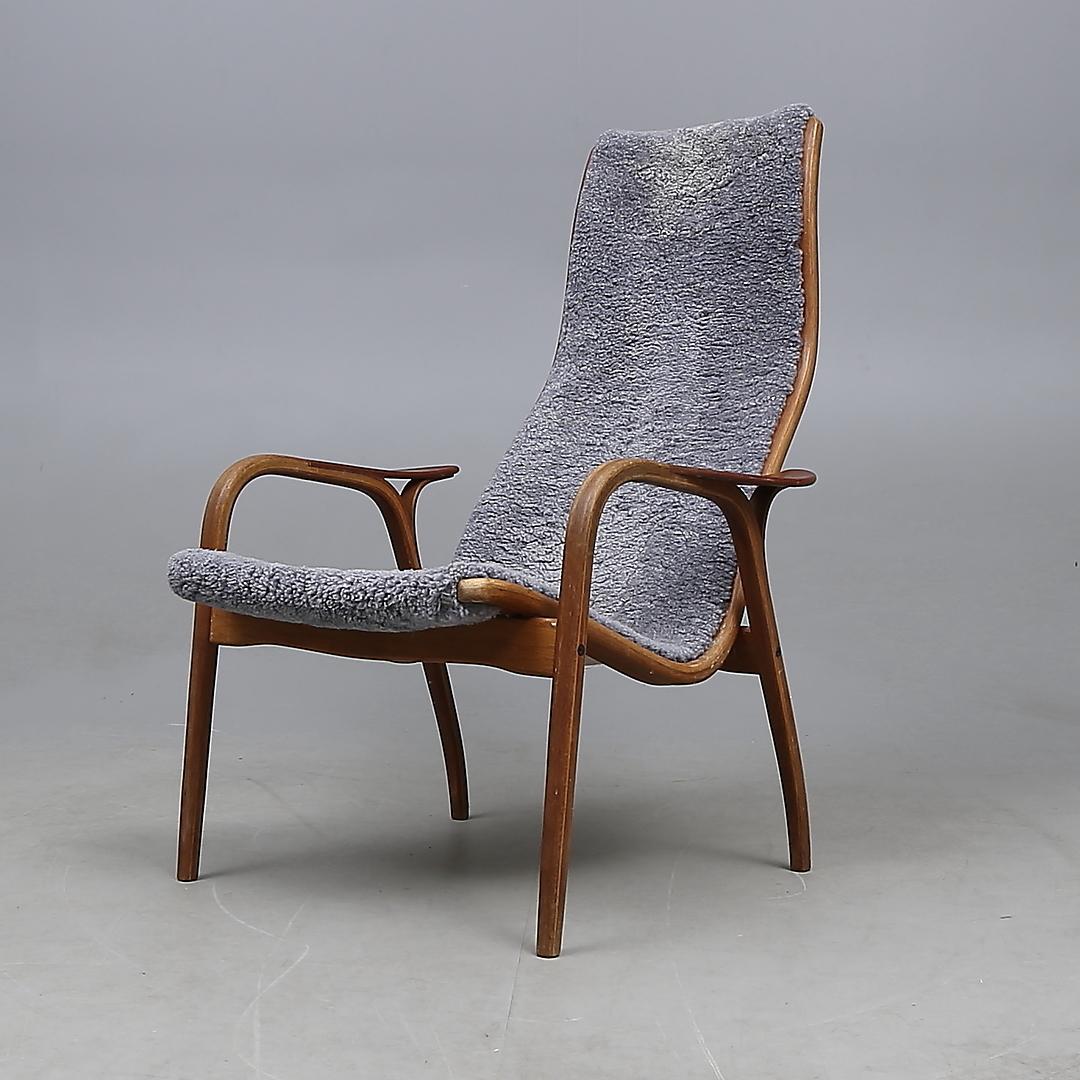 """Bilder för 563386 FåTÖLJ,""""Lamino"""", Yngve Ekström, Swedese Auctionet"""
