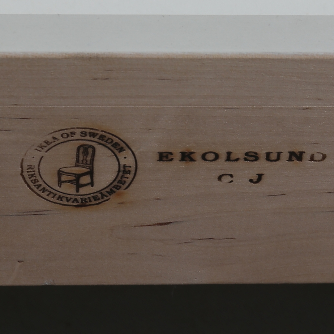 "Bilder för 732818 BOKHYLLA,""Ekolsund"" ur Ikeas 1700 talsserie, 1990 tal Auctionet"