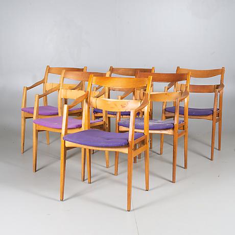 Karmstol Circle Yngve Ekström Tillverkad Av Gessef Italien