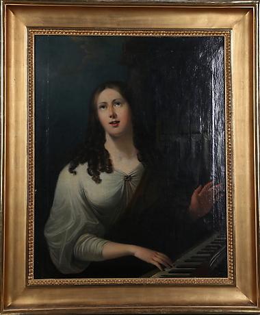 OKÄND KONSTNÄR, 1700-TALET  Art - Paintings - Auctionet