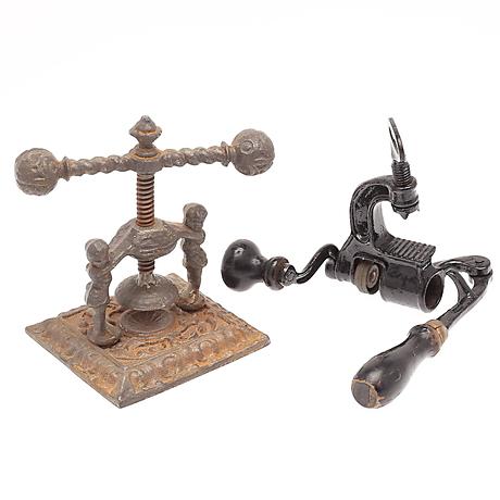 Övriga metallföremål på Växjö Auktionskammare Auctionet