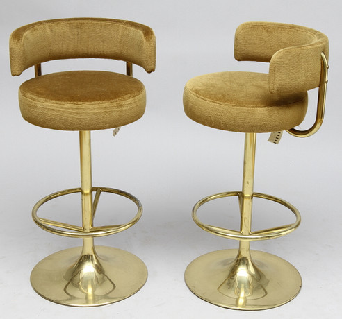 Auktion | Johanson Design barstolar | Stockholms