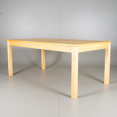 Food Table Birch Bjursta Ikea Furniture Tables Auctionet