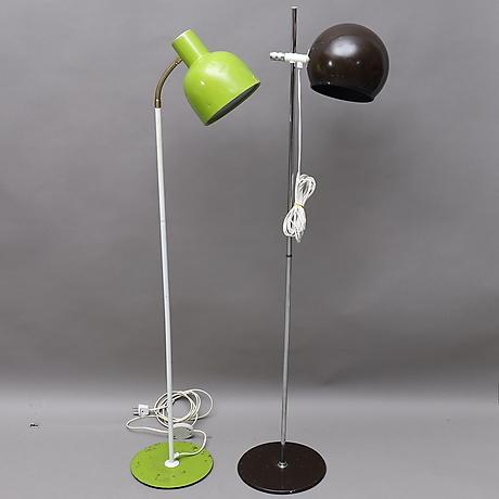 Golvlampor på Ekenbergs Auctionet