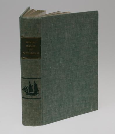 BOK, Svenska Seglare och Motorseglare, Meijels Bokindustri Halmstad 1951.