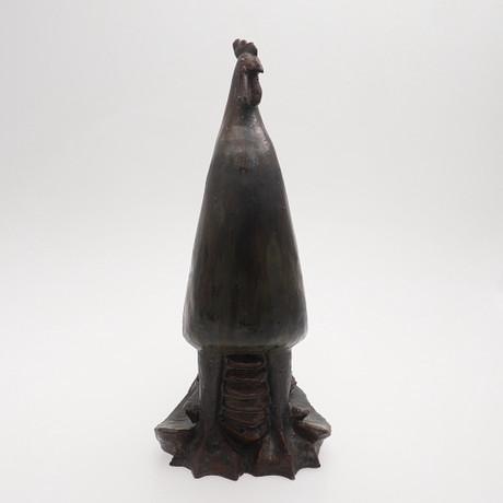ÅKE HOLM, skulptur, Höganäs, sannolikt 1950-tal. - Bukowskis