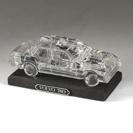 MODELLBIL, kristall, Volvo 780, Hofbauer...