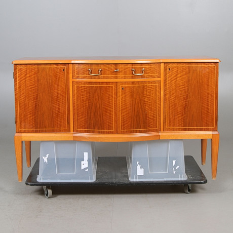 SIDEBAORD, mahognyfaner, Engelsk stil, 190…