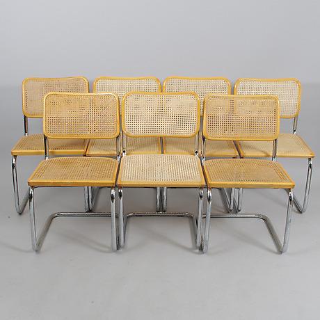 Stolar 4 3 Stycken Bauhaus Stil 1900 Tal Furniture Armchairs