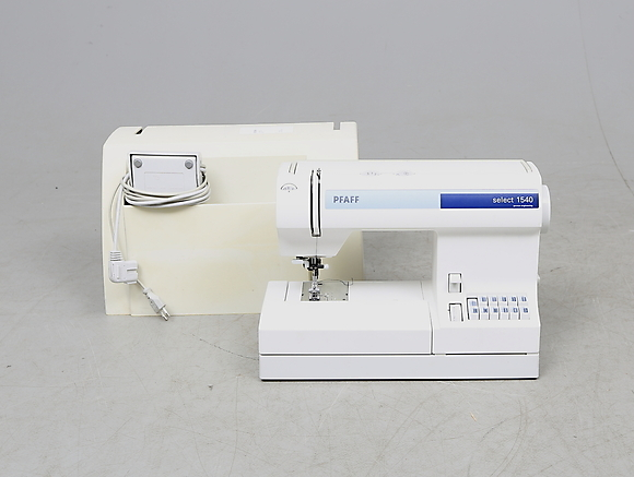 SYMASKIN Select 40 Pfaff Other Modern Consumer Electronics Adorable Pfaff 1540 Sewing Machine