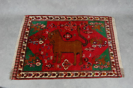 ORIENTMATTA, Kashgai, 158 x 115 cm.