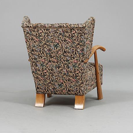 Ronlappsf t lj 1900 tal m bel sessel st hle auctionet for Ohrensessel 1900