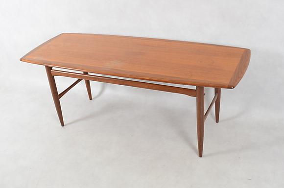 SOFFBORD, teak, HMB möbler, Rörvik. Furniture - Tables - Auctionet