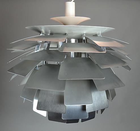 poul henningsen lampe artichoke belysning lampor taklampor auctionet. Black Bedroom Furniture Sets. Home Design Ideas