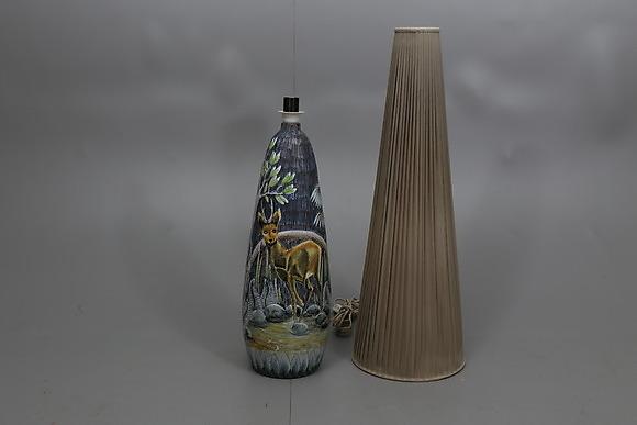 Alingsås Keramik Golvlampa