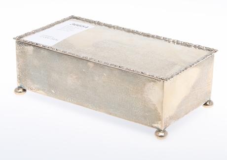SKRIN. Silver, K Andersson, Stockholm 1925, ca 800 gram brutto.