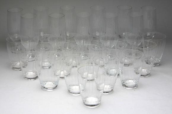 biergl ser wassergl ser 60er design glass other. Black Bedroom Furniture Sets. Home Design Ideas
