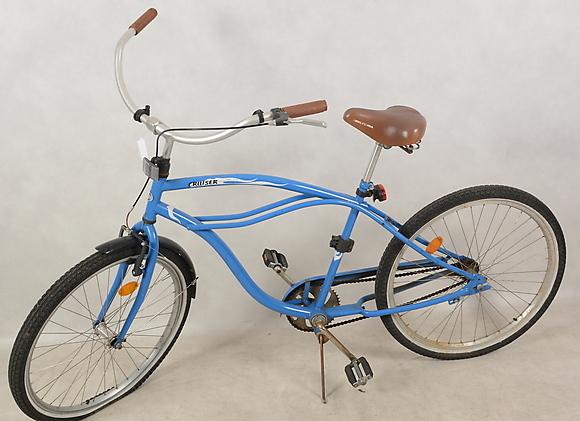 Omtalade CYKEL, Cruiser, Biltema. Övrigt - Cyklar & Fordon - Auctionet VI-56