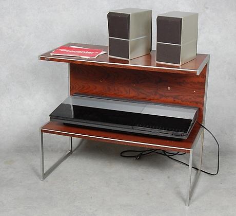 beocenter 4000 bang olufsen kasettspelare h gtalare med bo m bel vrigt modern teknik. Black Bedroom Furniture Sets. Home Design Ideas