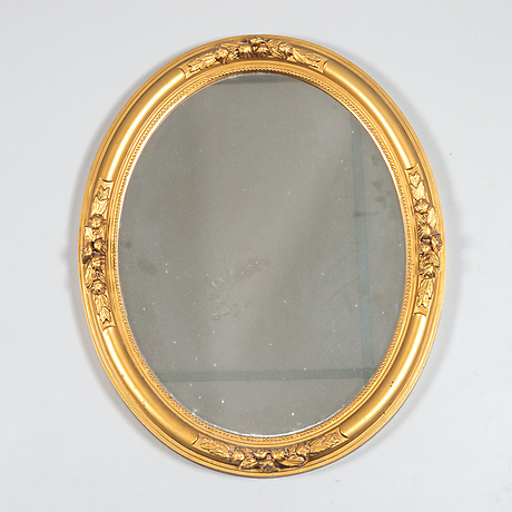 "Toppen plast"" i Speglar - Auctionet QC-79"