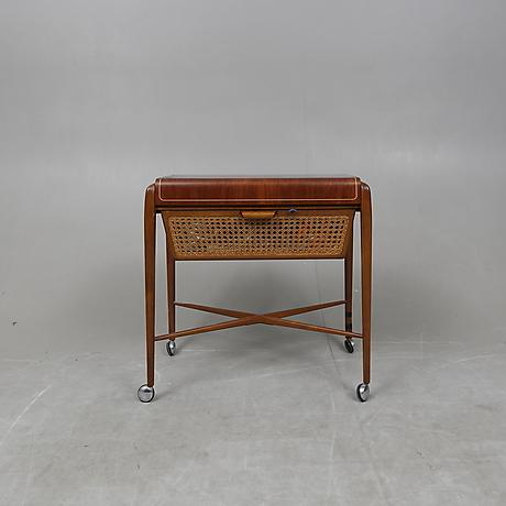 Soffa Och Bord Rotting Och Bambu 1900 Tal Mobler