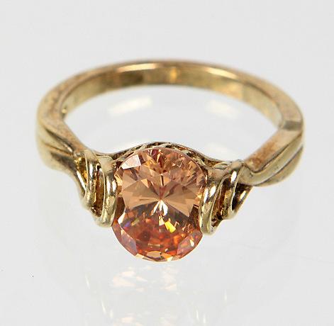 Ringe Mit Nofretete Münze 585 In Ring 3338k Gelbgold Jewellery