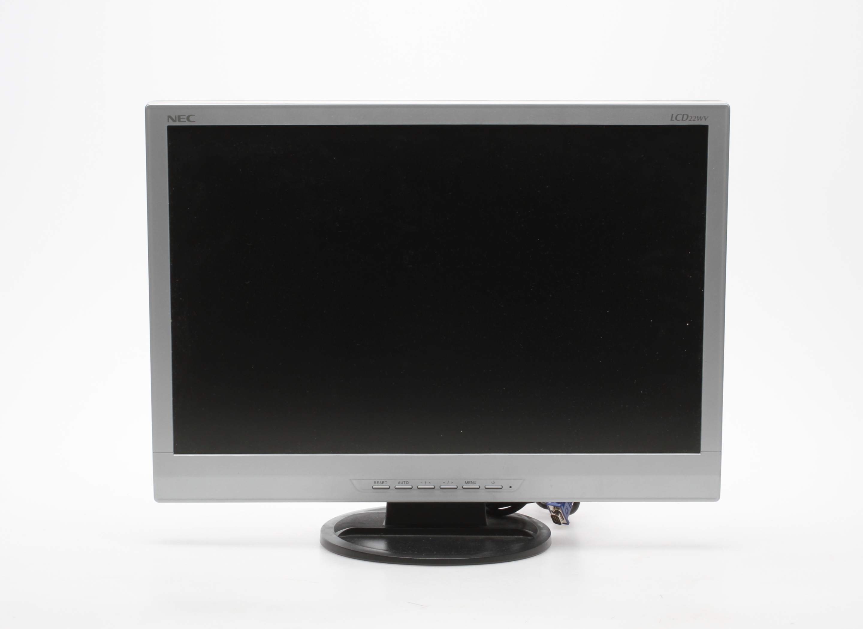 NEC LCD22WV DRIVER WINDOWS XP