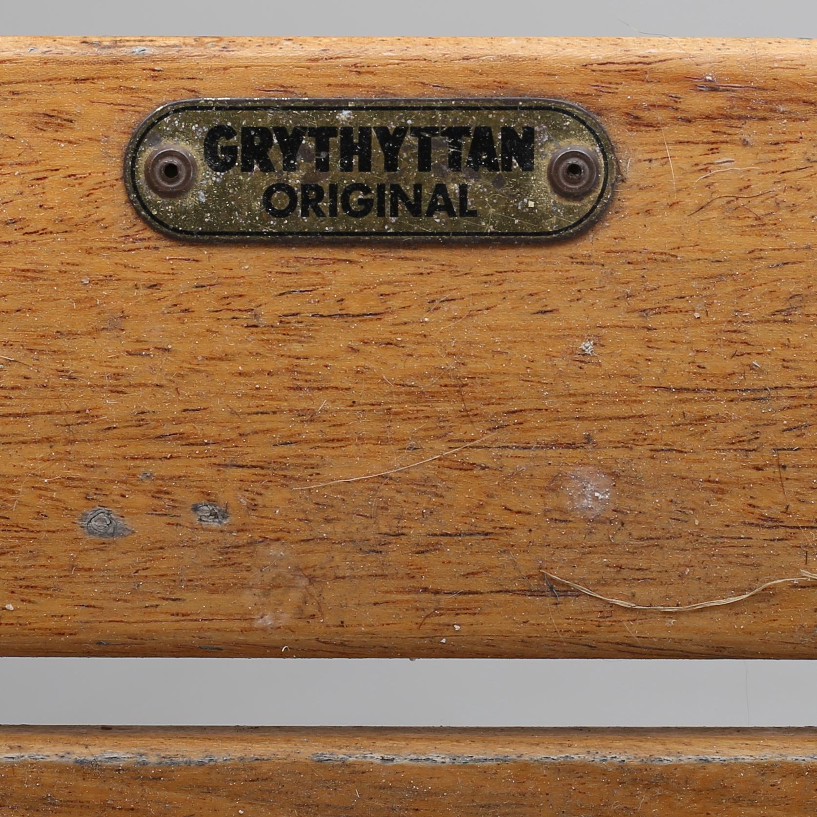 TRÄDGÅRDSMÖBEL, 5 delar, Grythyttan Original, 19002000 tal