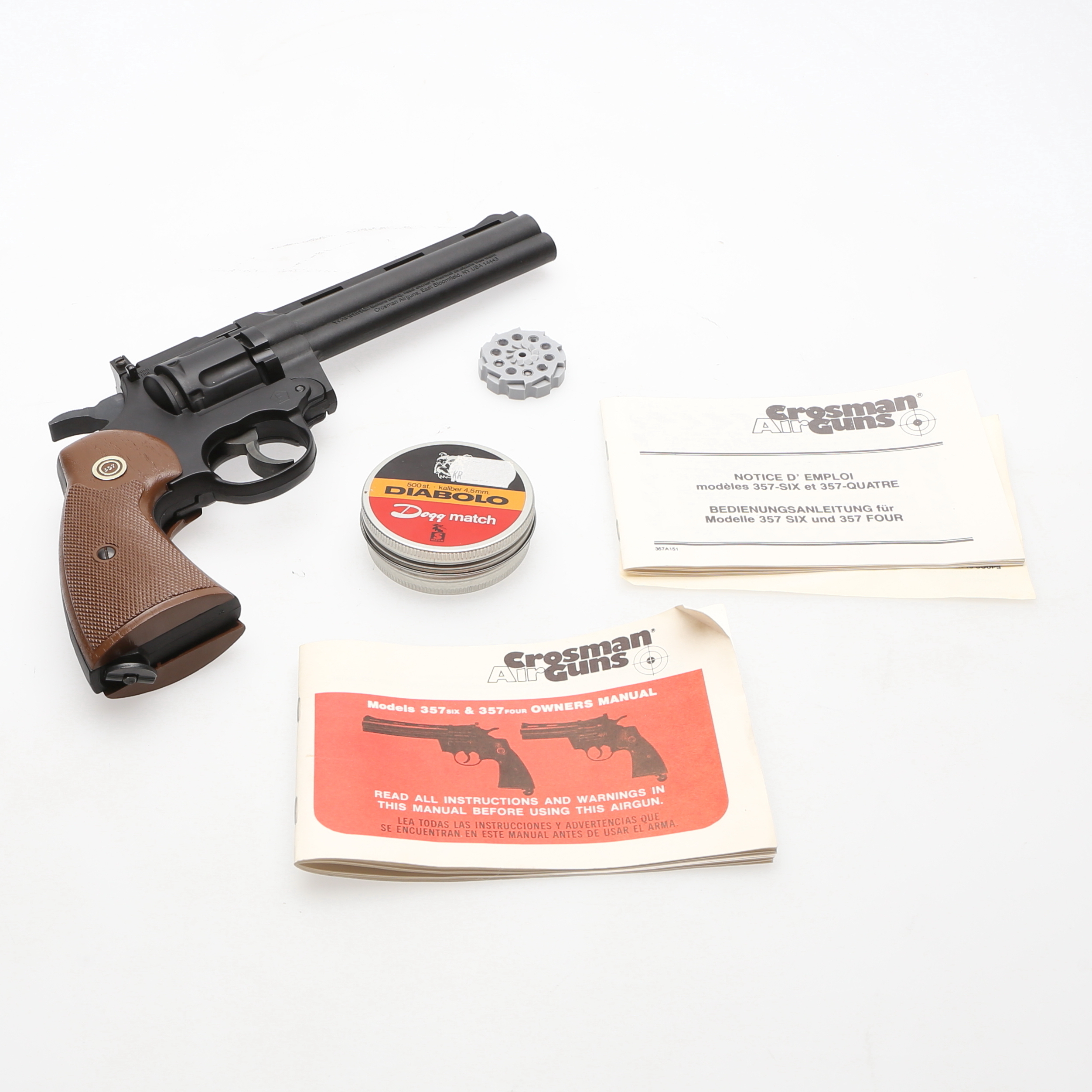 Crosman 357 Revolver