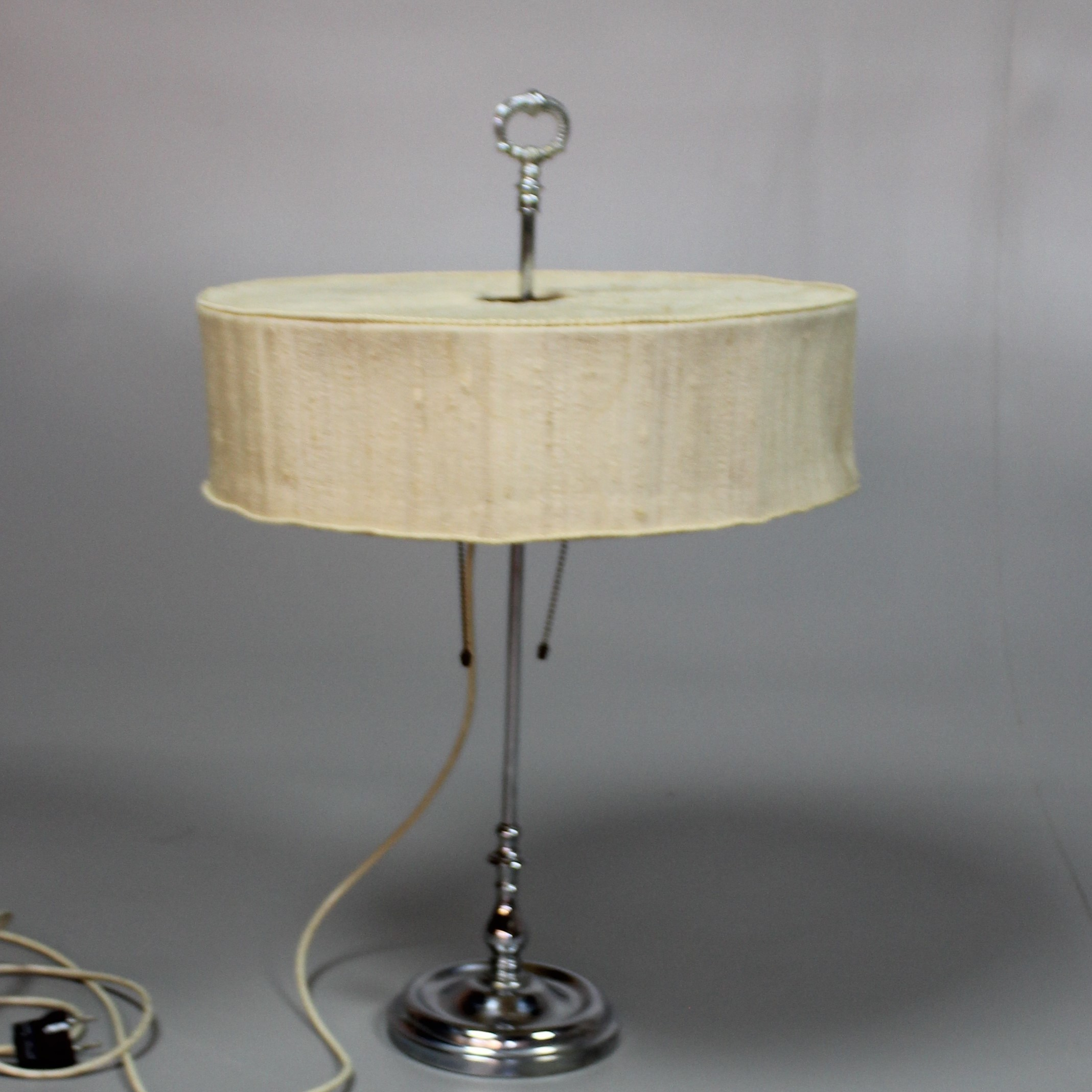 BORDSLAMPA Krom. Lighting & Lamps Table Lamps Auctionet