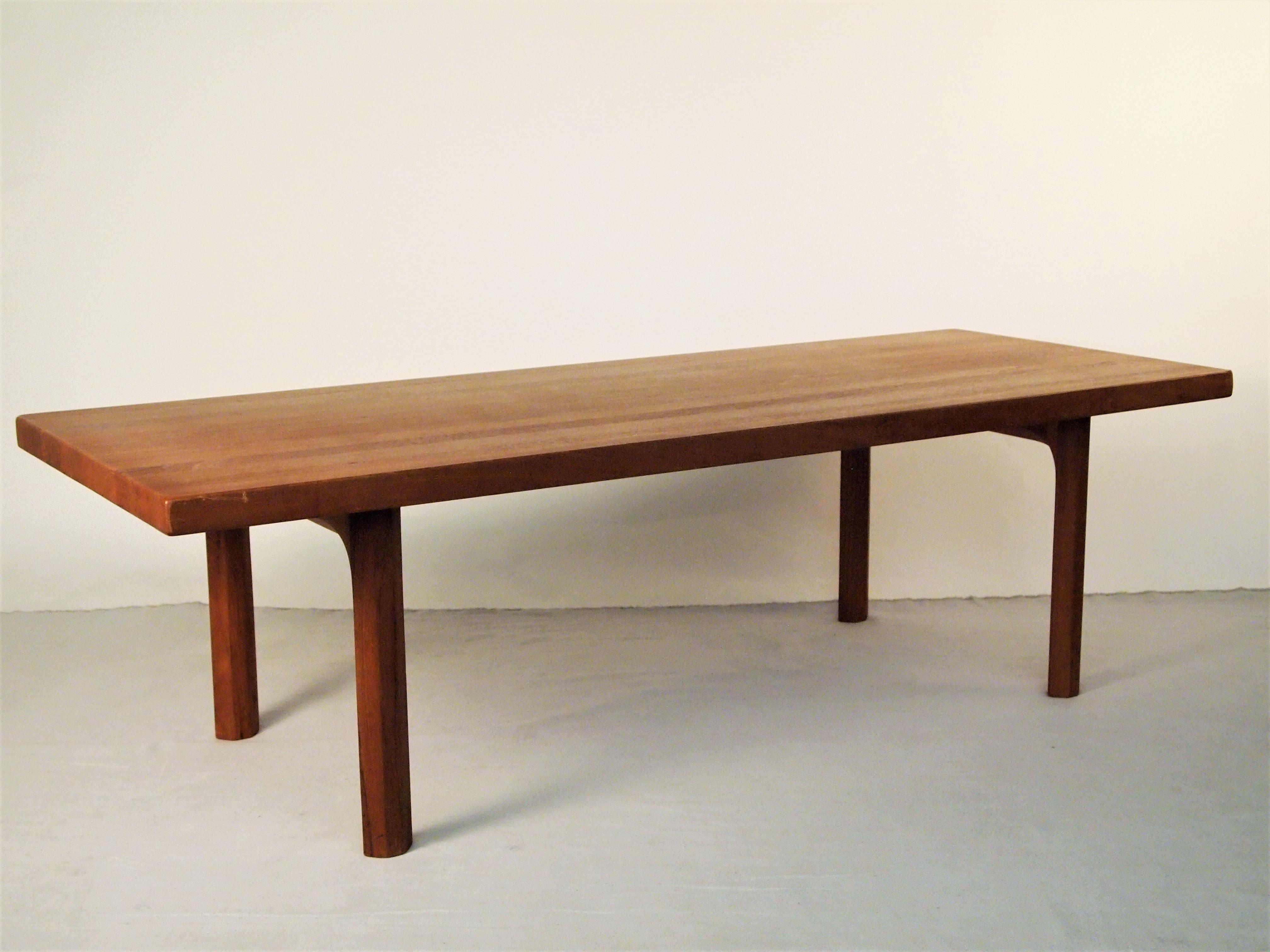 Nykomna SOFFBORD, massiv träskiva. Möbler - Bord - Auctionet OA-57
