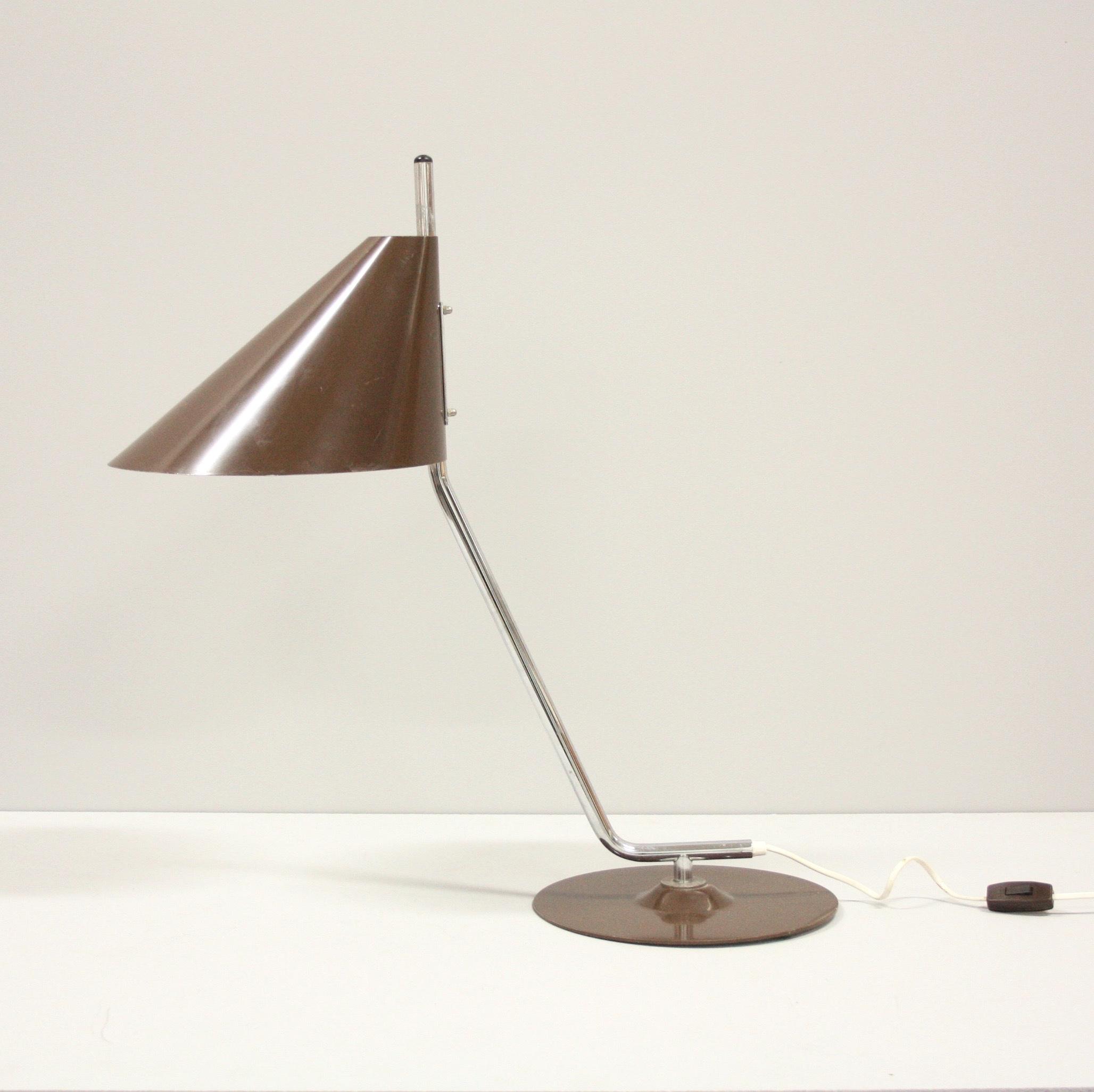 BORDSLAMPA, Hans Agne Jakobsson, modell 260. Belysning