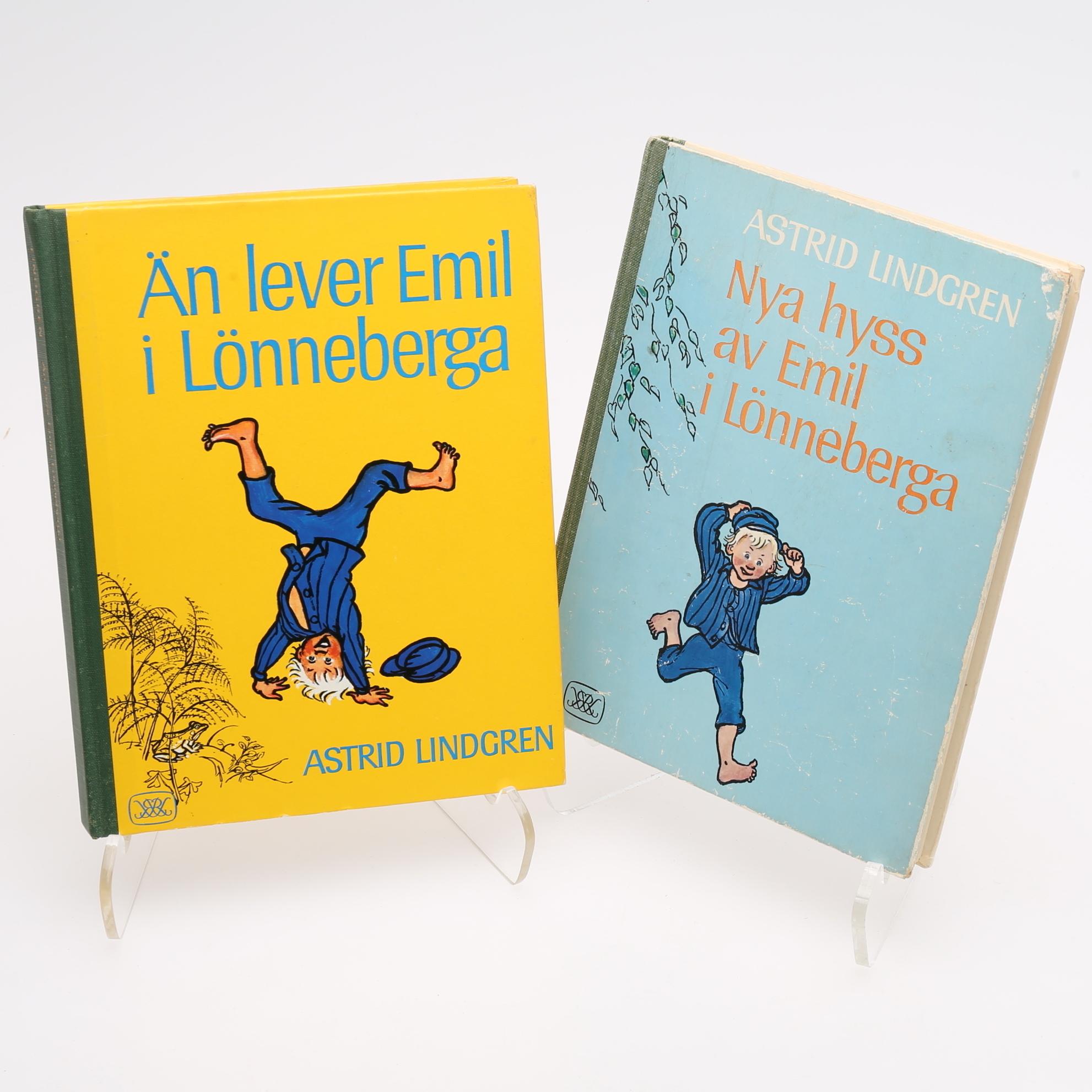illustrerade astrid lindgrens böcker