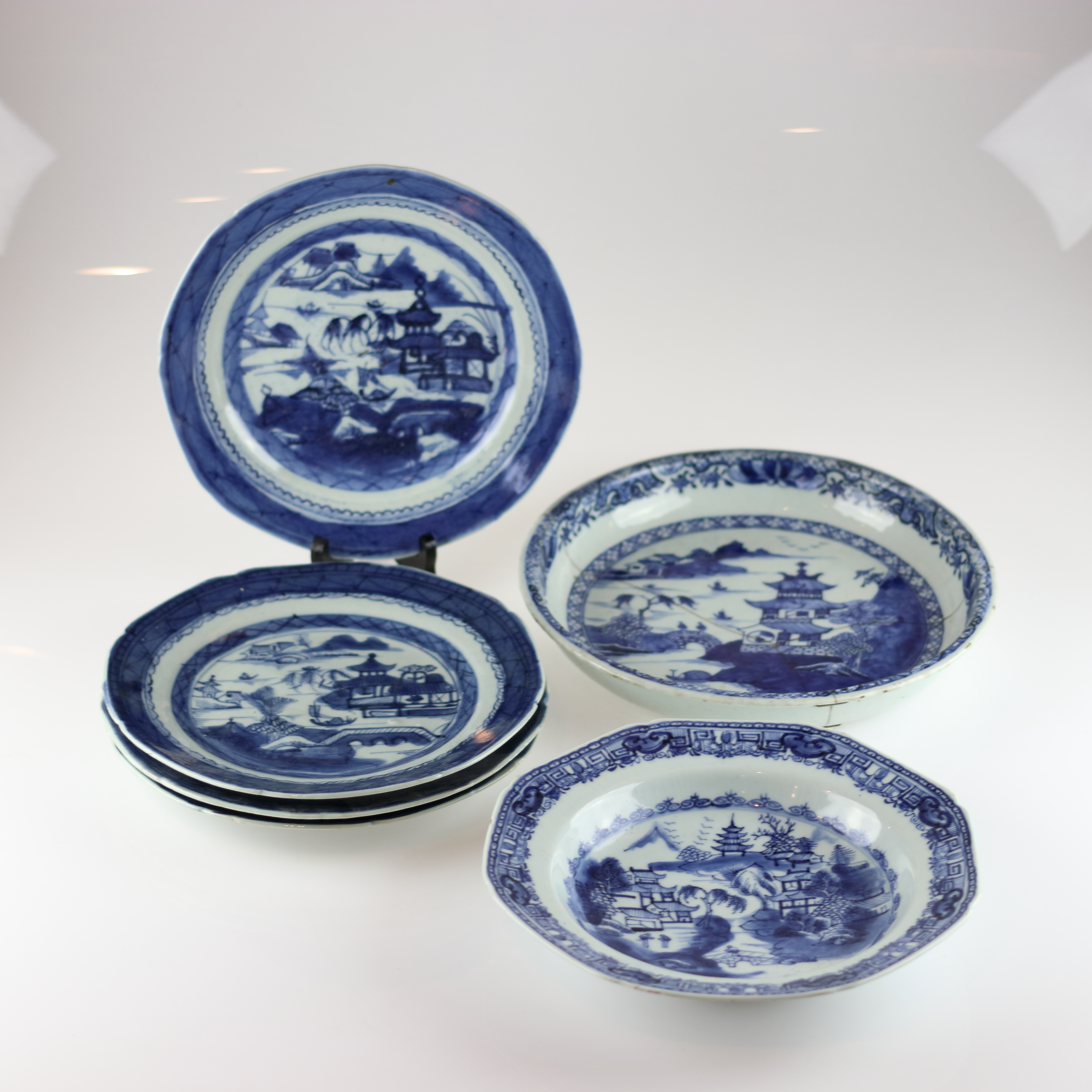 Chinese porcelain unmarked Zhang Zhidong