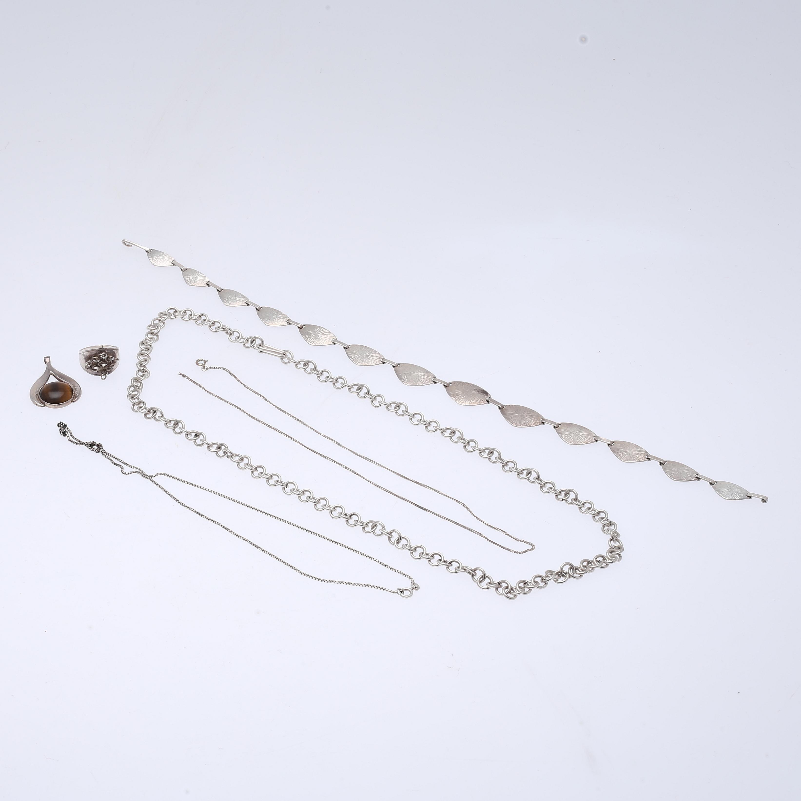 sterling silver halsband