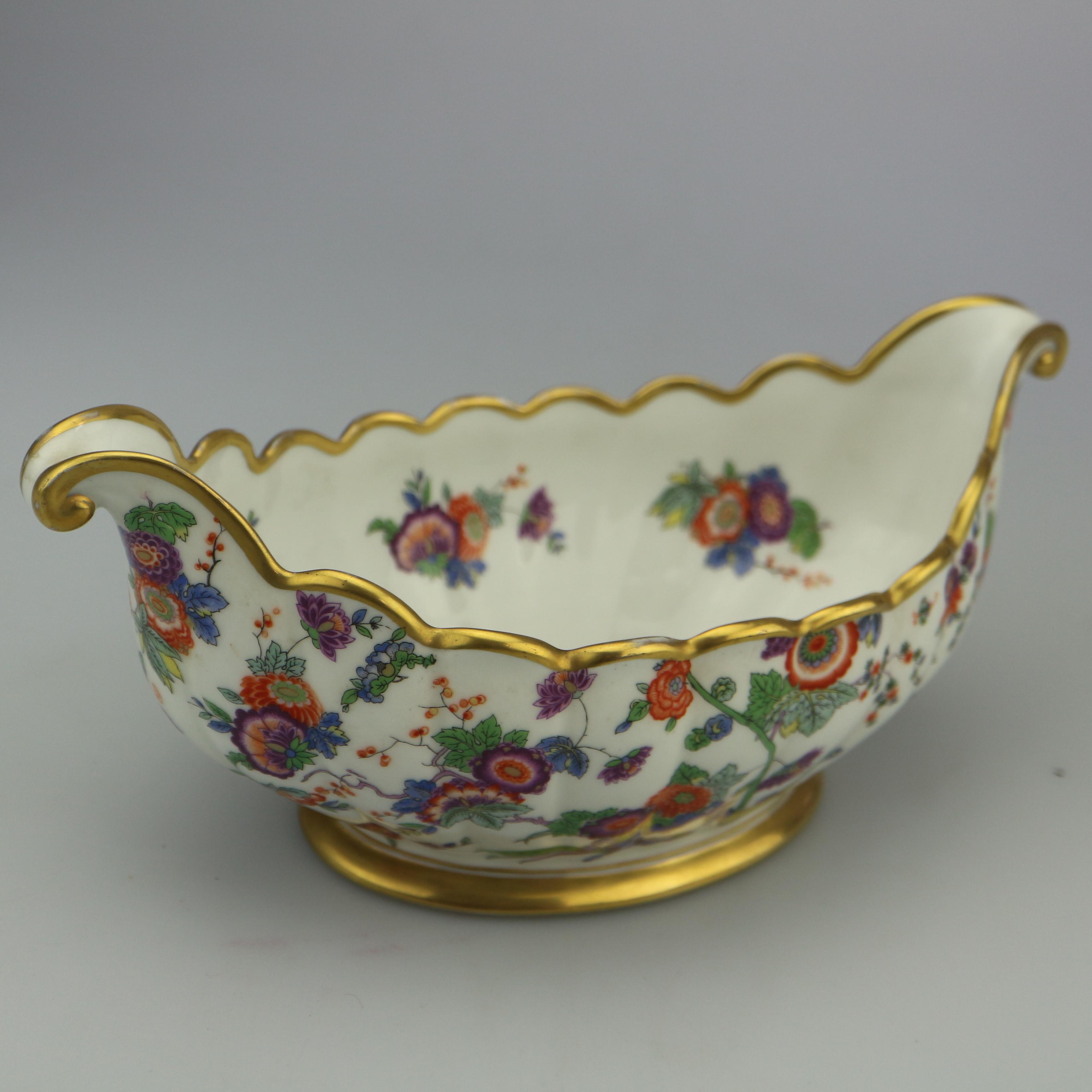 Thomas Bavaria Art Deco Prunkschale Ceramics Porcelain European Auctionet