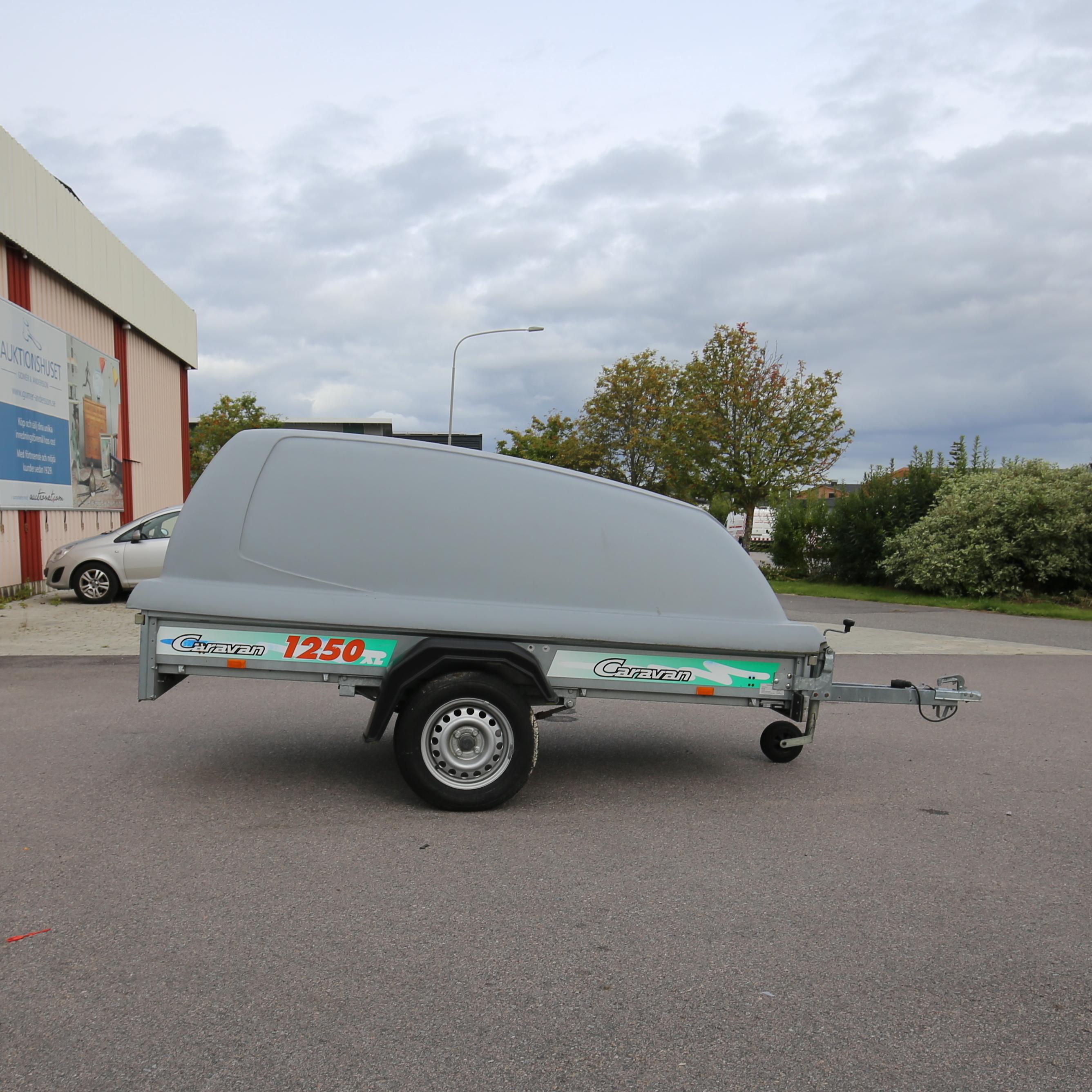 caravan 1250 xl