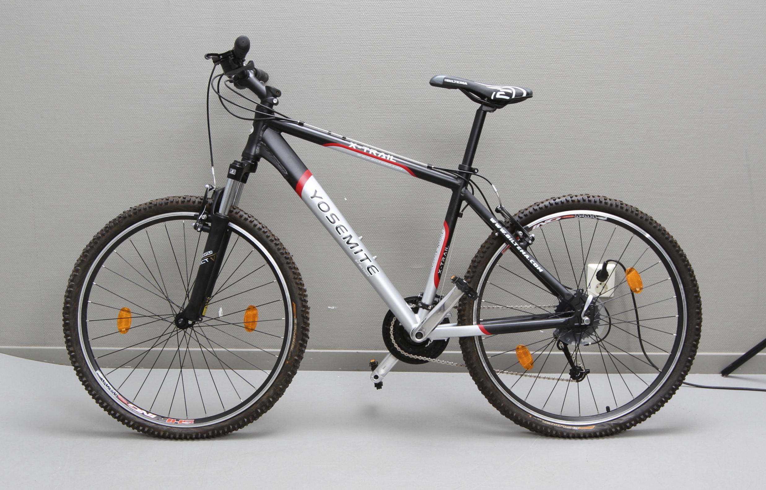Helt nya HERRCYKEL, X-trail, Yosemite. Other - Bicycles & Vehicles - Auctionet ER-33