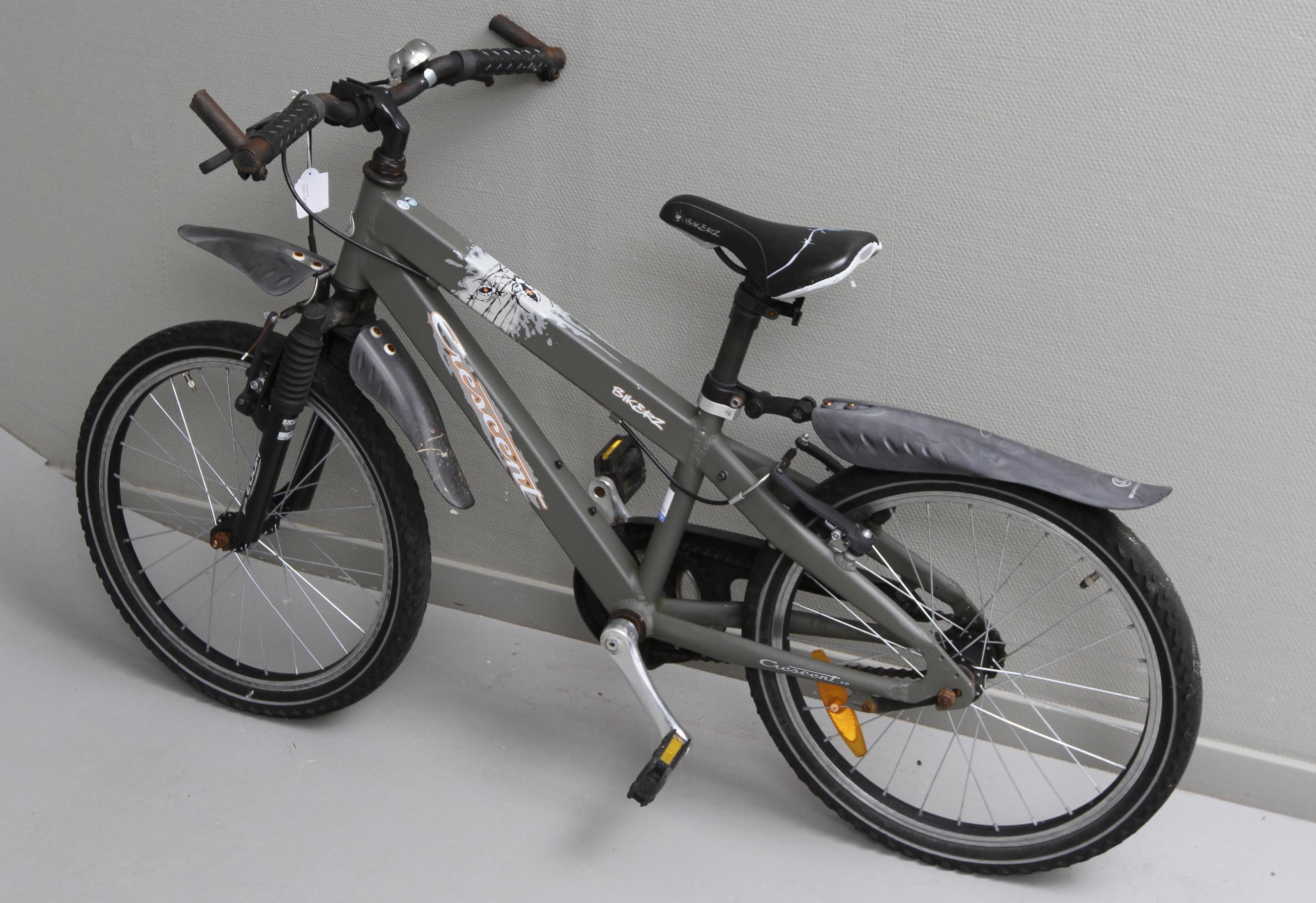crescent bikerz 24 tum