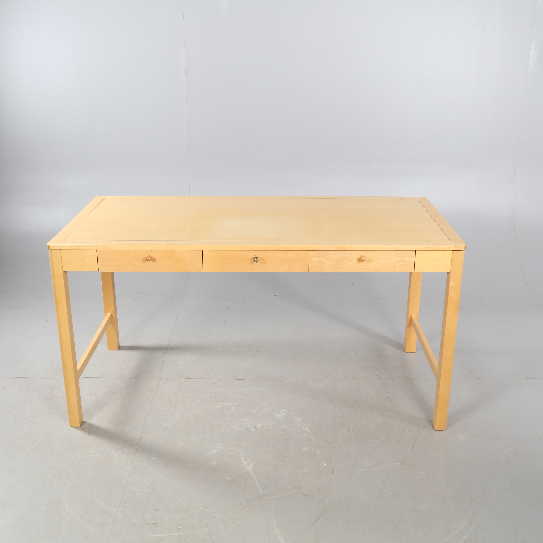 Desk, Ikea, Stockholm series, 1990s. Furniture Tables