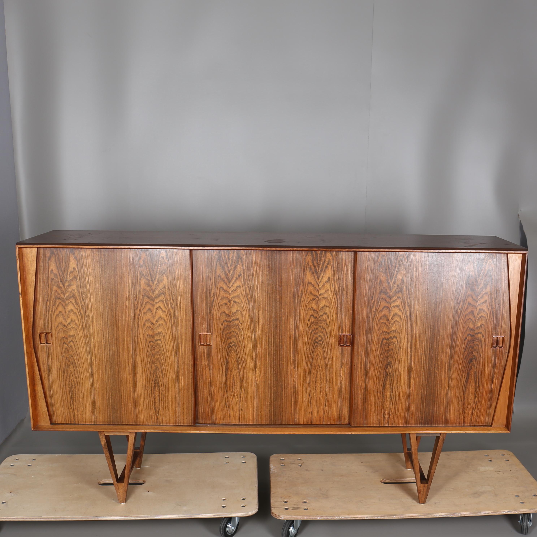 Bilder för 179927 SIDEBOARD Dansk design 1950 60 tal Auctionet